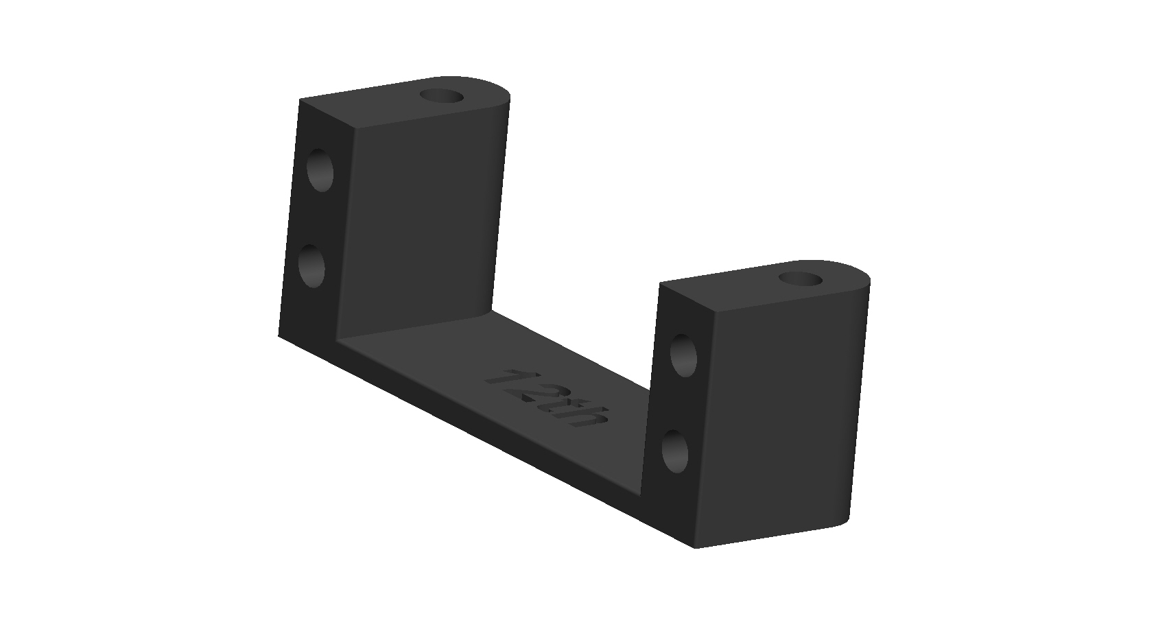 Sanwa SRG Mini Servo Mount LMP Version